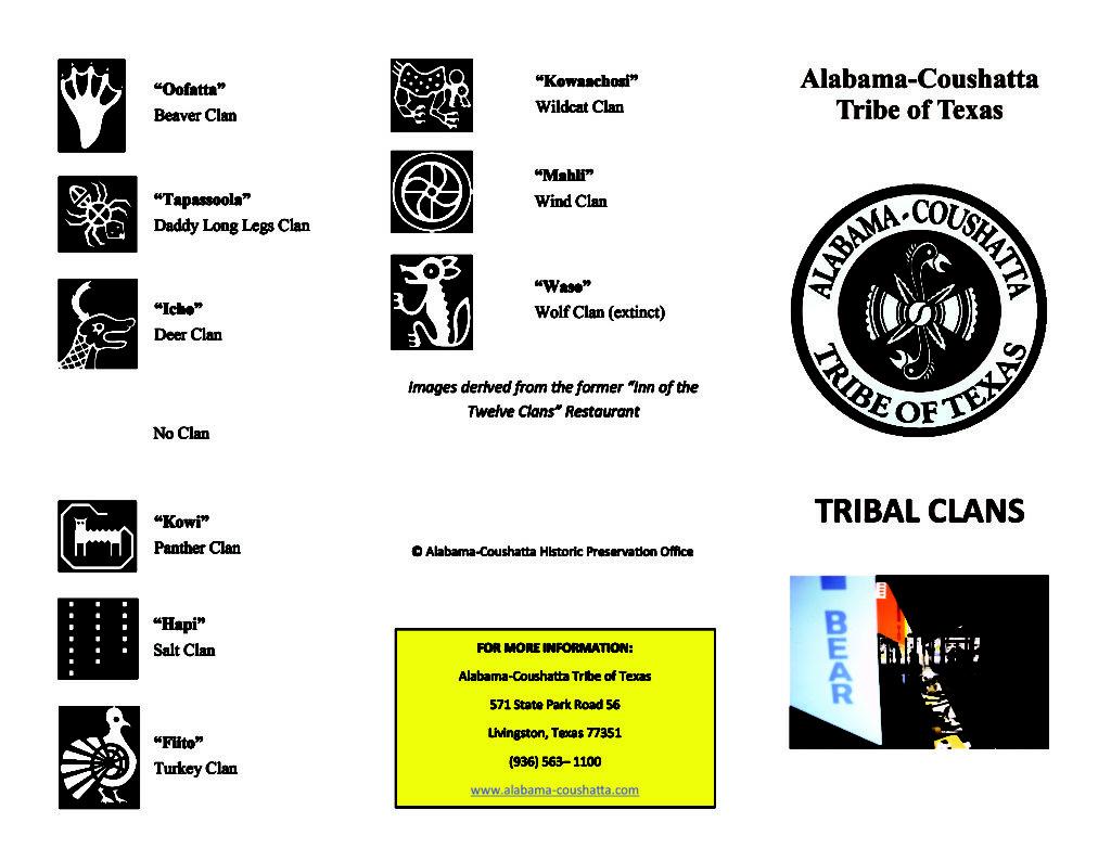 Tri-Fold Brochure Front